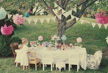 Little Girls Tea Party / by Harry Ali