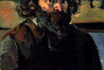 Cezanne autoretratos