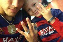 Davi Lucca i Neymar