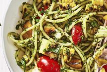All things zucchini