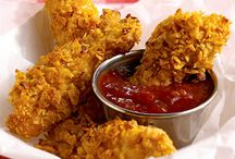 entrees/main dishes - fried chicken/tenders/strips