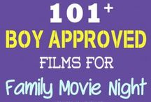 Movies and Family / Making memories one movie at a time...