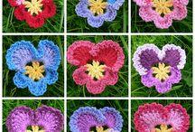 APPLIKÁCIÓ virág
