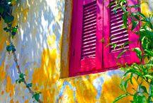 Windows, doors and floors