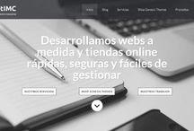 Quiénes Somos en TargetIMC / Los hermanos Terbeck explican quiénes son y lanzan unos modelos para crear una web de forma sencilla, económica y personalizada. Descubre cómo lo hacen !!! http://targetimc.com/quienes-somos/