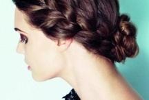 Bridal Hairstyles / #bride #bridal #hair #hairstyle #hairstyle #style #wedding #updo #weddings