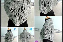 Crochet Prayer Shawl Ideas