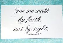 scripture / by Michelle Stephenson