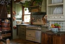 old style kitchens