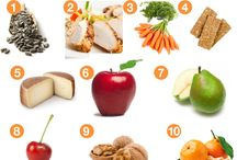ALIMENTACION / Alimentos saludables