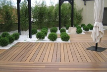 Decking areas