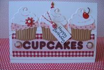 Kaarten, Cupcakes