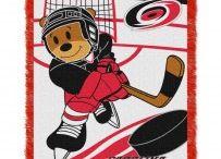 NHL Baby Blankets