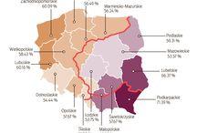 mapy politika volby