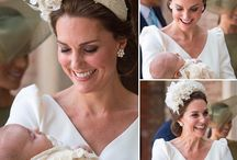 William and Kate's Gorgeous Moments With Their Children / Princess Diana broke royal protocol with the way she raised her children, showing love and emotions.  We love witnessing William and Kate following her traditions.