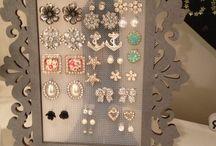 ear ring storage