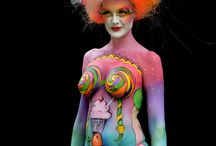 Body Painting / by Lenore Koppelman