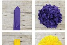paper flower magic