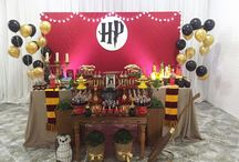 Festa tema harry-potter