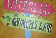 Grinch Theme / by Sarah Leaym