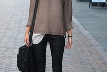 chic n simple outfit