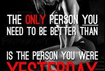 gym and inspiration