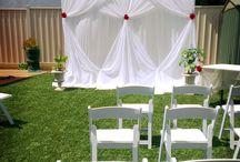 Wedding Ceremony / Indoor & outdoor wedding ceremonies