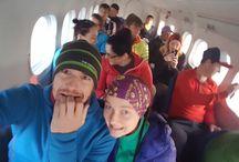 Nepál 2015 / Z Lukly do Everest Base Camp přes Cho la Pass