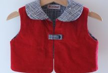 Vêtements fille #Couture / La gamme de vêtements pour filles de Bizibul, de 0 à 10 ans.