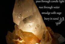 Crystal Magic / Gemstone and crystal magic and correspondences.
