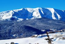 Family Travel Winter / Our favorite family travel writers and where to ski, skate and warm up with hot cocoa in winter.