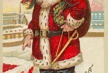 Santa / by Laura Armour