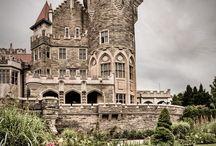 castles mansions