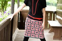 CROCHET SKIRTS / by Kathy Combs