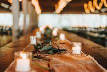 Wedding Decor + Ideas