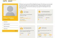 KnowledgeSmart Software / Images of the KnowledgeSmart skills assessment tools