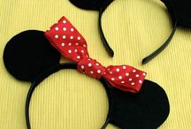 Jasleen's 4th Birthday Ideas / Minnie Mouse theme  / by Salina Jeffcoat