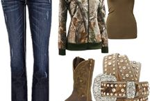The Hick In me / camo(: horses(: cowboys(: / by Isabel Eggleston