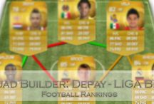 FIFA 15 Squad Builders / The Best Possible Squads in FIFA 15 Ultimate Team or other special teams.