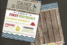 Birthday Party ideas for my boy! / by Coni Stormo