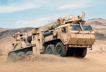 vojenské automobily
