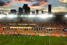 HOUSTON DYNAMO!!!! / by Scott Reid