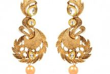 Designer Jewellery / Designer ethnic and fashion jewelry by Trendybharat.