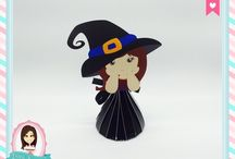 Festa Halloween / Festas Criativas e Personalizadas você encontra aqui. Procurando fofuras para a sua festa? Na nossa loja tem! http://loja.danifestas.com.br/