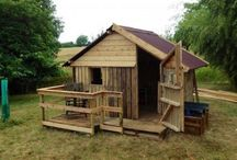 Mini Homes, Play houses, and other Wooden Stuff! / Mini Homes, Play houses, and other Wooden Stuff to do!