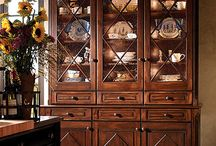 Kitchen Cabinet Solutions / by Judy Borchelt