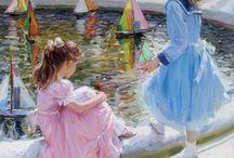 Art Painter Vilademir Gusev