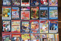 juegos 80's