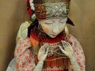 Куклы народные
