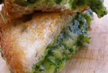 Sandwiches / by Shirin Masica